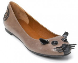 93cc253bc77 Iconic Shoes  Marc By Marc Jacobs Mouse Ballet Flats