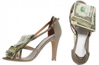 971517a5688  Money shoes  by Masion Martin Margiela 22