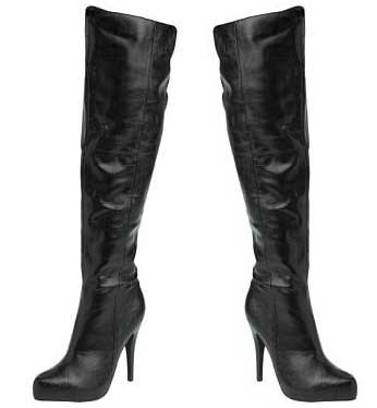 over the knee boots. new look over the knee boot