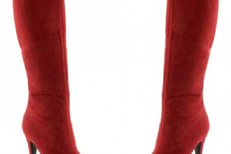 red-suede-knee-boots