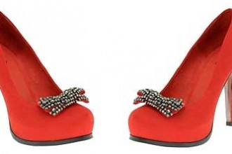 asos-red-bow-shoes