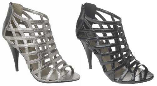 c9f950e424826 Cage strap sandals from New Look > Shoeperwoman