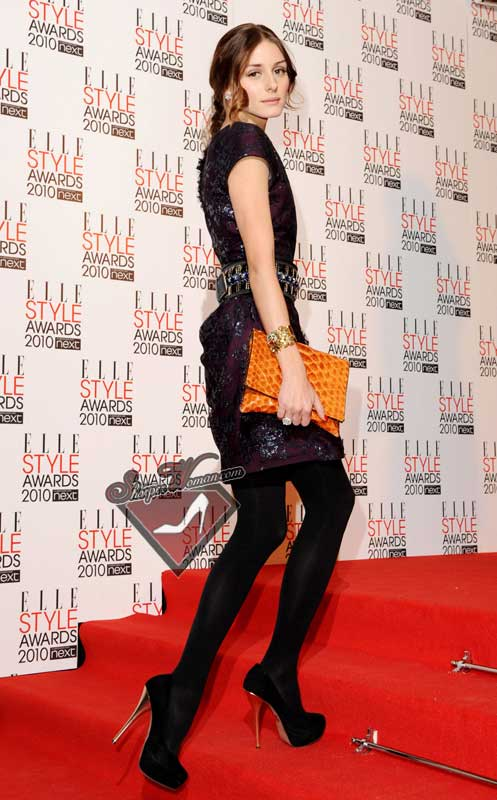 Olivia Palermo at the Elle Style Awards