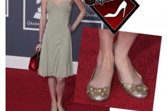 Olivia Wilde at the 2010 Grammy Awards
