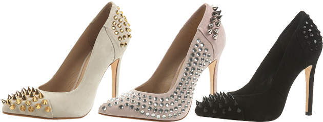 Louise Goldin For Topshop Shoes
