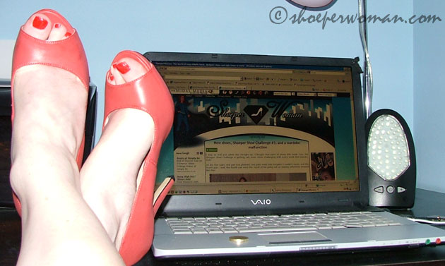 red-peep-toe-shoes