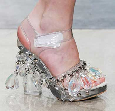 prada chandelier shoes Heroes or Villains? Pradas Chandelier shoes