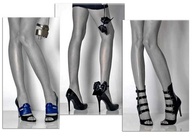 shoe accessories - change the look of your shoes