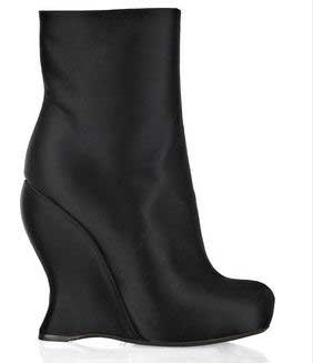 bottega-venetta-satin-wedge-ankle-boots