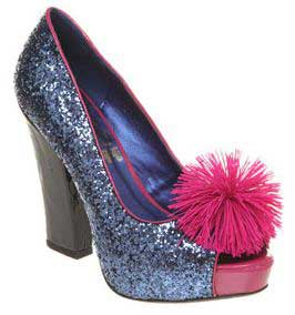 office-touche-kouche-glitter-shoes