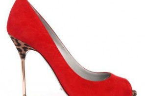 sergio-rossi-red-suede-peep-toes
