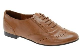 flat brogue shoes