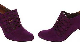 office-frilly-purple-suede-shoes
