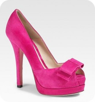 fendi deco sude pumps
