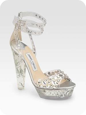 70ade3fe3e7 Jimmy Choo Niagra Plex Crystal-Adorned Platform Sandals > Shoeperwoman