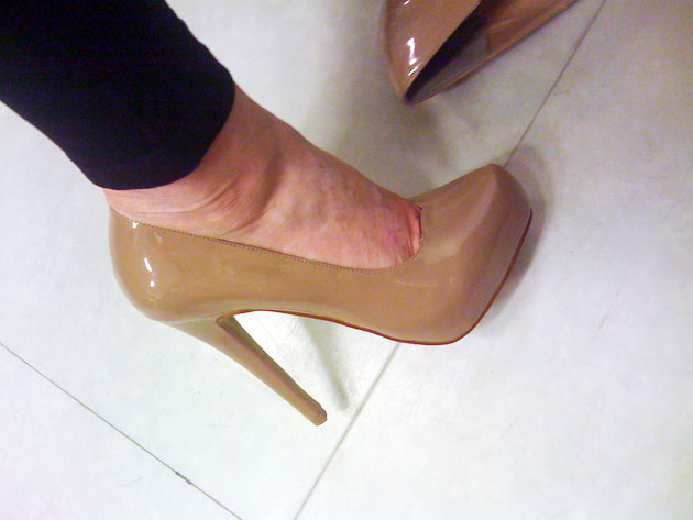 miss-selfridge-nude-pumps