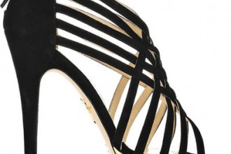 charlotte-olympia-black-and-gold-sandals