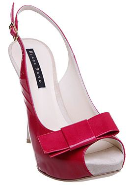 pink dune slingback shoes