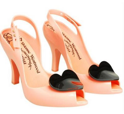 And just like that, my love affair with the Vivienne Westwood/Melissa