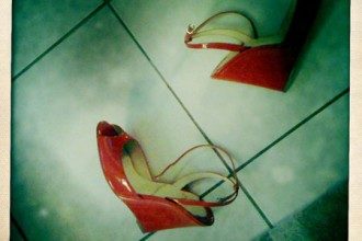 red-christian-louboutin-wedges