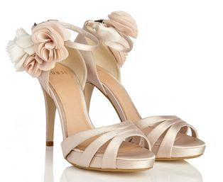 coast satin bella sandals