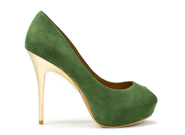 zara-green-suede-peep-toe-shoes