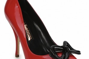 Court-shoes-Rupert-Sanderson-13-28-JEAN-RED-CHIC-LEATHERBOW-106233_350_A