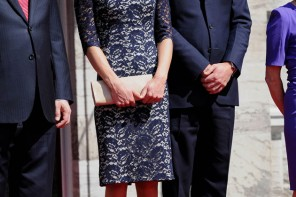 Kate Middleton and Prince William visit Canada