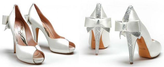 Kate Middleton's wedding shoes: and a Kate Middleton doll ...