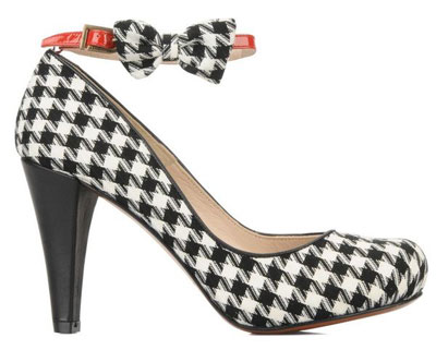 houndstooth-shoes-with-bow
