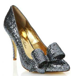 62e5c08957d73 Ted Baker  Fleur  glitter bow court shoes