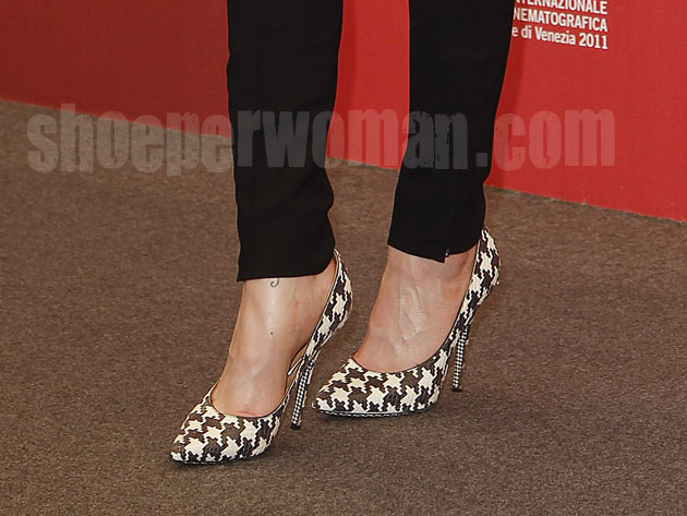 Salvatore Ferragamao pumps