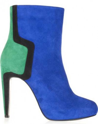 Pierre Hardy colourblock wedges