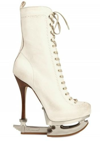 dsquared2 ice skate boots >