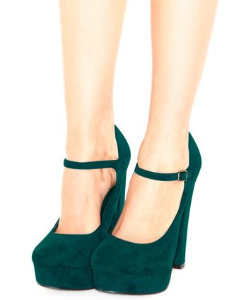 Forever 21 platform Mary Janes