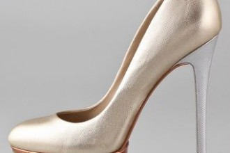 Gold, silver and bronze platforms by B Brian Atwood