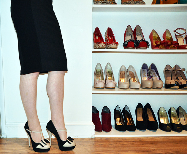 lots of shoes