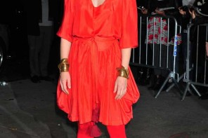 Parker Posey in Vivienne Westwood toe shoes