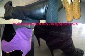 Folle About Shoes