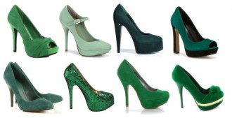 green shoes roundup