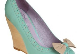 Jeffrey Campbell Mind the Mint wedges