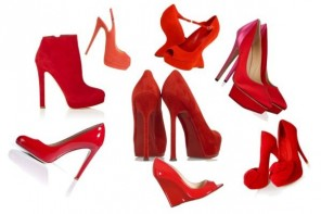 red shoes roundup