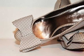 Miss Selfridge grey 'Polly' shoes