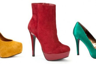 selection of New Look shoes
