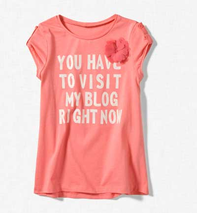 You Have to Visit My Blog Right Now