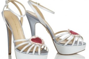 Charlotte Olympia Forever Sandals