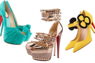 Christian Louboutin 20th Anniversary Capsule Collection