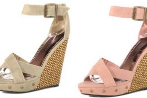 crossover wedges from Dorothy Perkins
