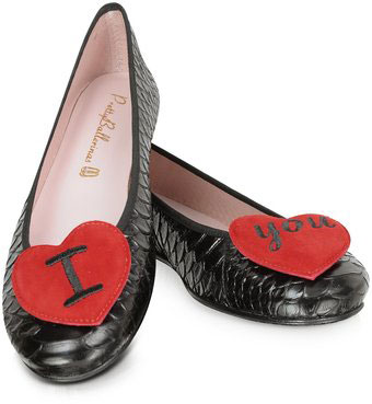 Valentine's Shoes: shoes with hearts for February 14th ...