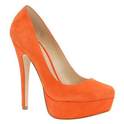 Shoeper Style Challenge: What to wear with orange shoes
